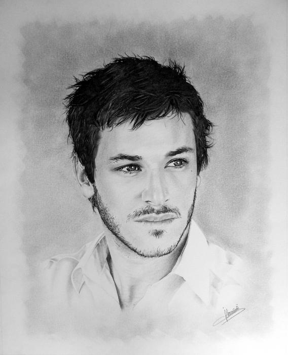 Gaspard Ulliel by Domine